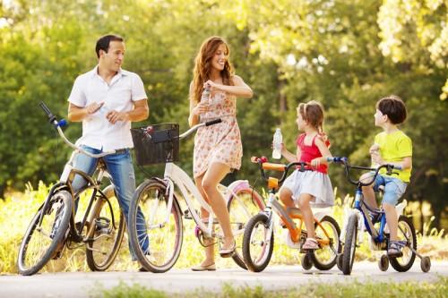 Circuits à vélo au départ de Flers