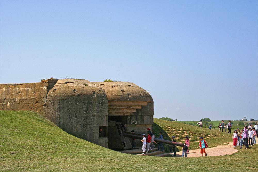 Bunker - Omaha Beach