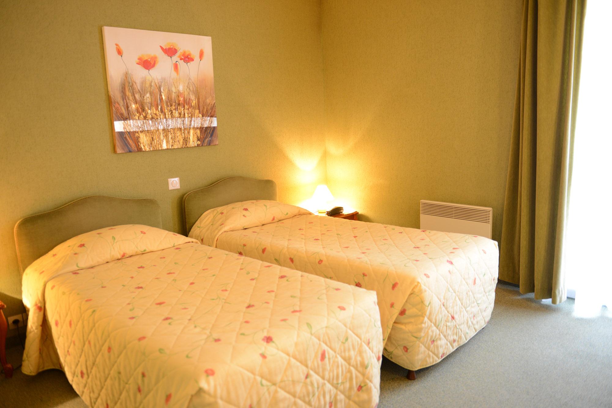 charmant chambre twin | ravizh
